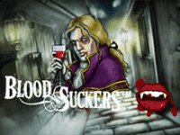 Вход в казино: играть в Blood Suckers!
