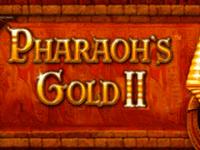 Pharaohs Gold 2 —лучшие игровые автоматы