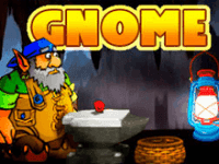 Автомат Gnome со входом в казино