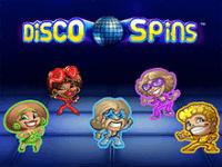 Автомат Disco Spins в Вулкан 24