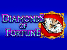 Слот Бриллианты Удачи в казино Вулкан 24