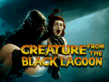 Creature From The Black Lagoon