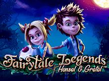 Легенды Сказок: Гензель И Гретель